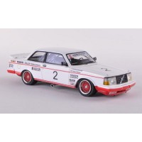Volvo 240 Turbo ETCC 1985 Eggenberger #2 NEO 1:43 Belgisch dealer team